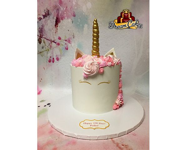 Unicorn Cake By Dream Cakes Chicago