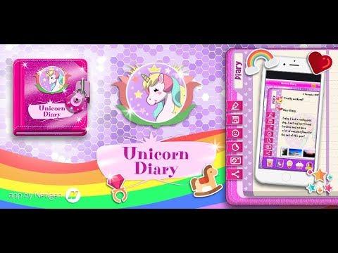 Unicorn Diary (with Lock