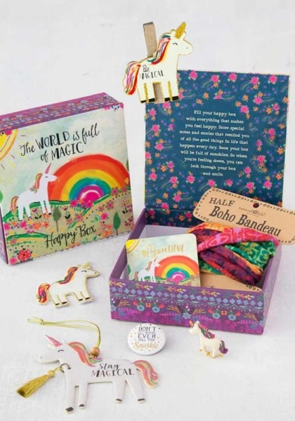 Unicorn Happy Box