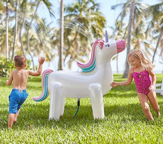 Unicorn Kids Sprinkler