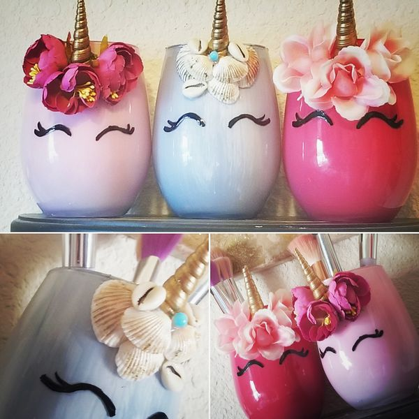 Unicorn Makeup Brush Holders For Sale In Kyle, Tx