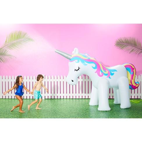 Unicorn Sprinkler White