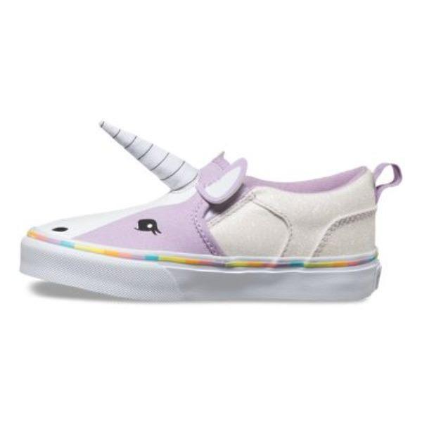 Unicorn Vans Asher Kids Qp901280d   Cheap Vans Shoes Online Sale