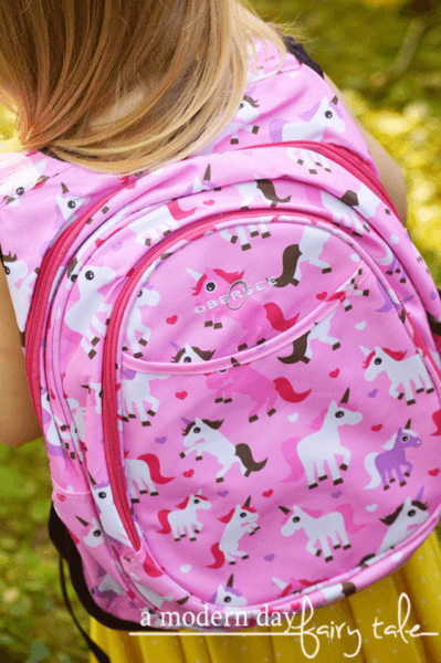 Uniforms & Unicorns  Tips For Going Back To School With