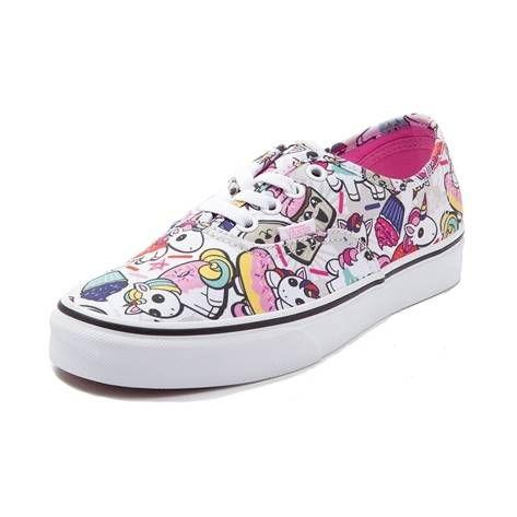 Vans Authentic Donut Unicorns Skate Shoe