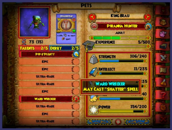 Wizard101 May Cast Shatter Comes To The Spiral