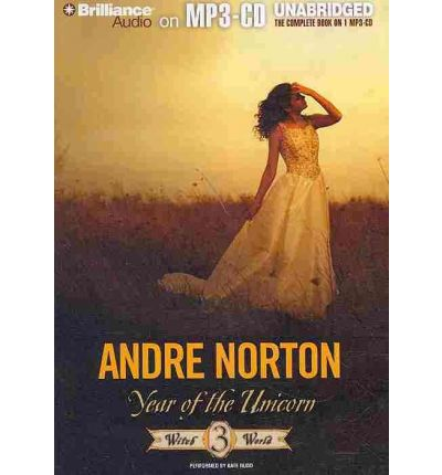 Year Of The Unicorn By Andre Norton Audiobook Mp3