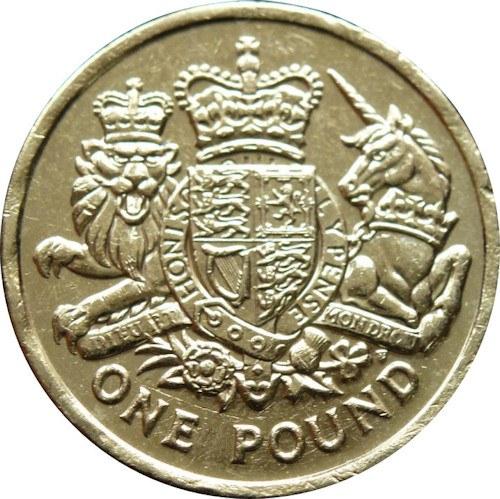 2015 One Pound