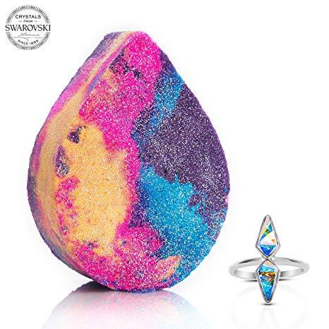 Amazon Com   Fragrant Jewels Unicorn Tears Bath Bomb With