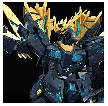 Amazon Com  Bandai Rg 1 144 Unicorn Gundam 02 Banshee Norn [final