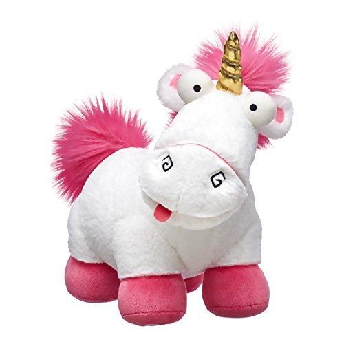 Amazon Com  Build A Bear Fluffy The Unicorn Despicable Me 3