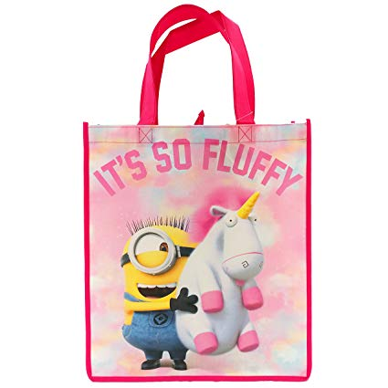 Amazon Com  Despicable Me 3! Minions Its So Fluffy! Pink Unicorn