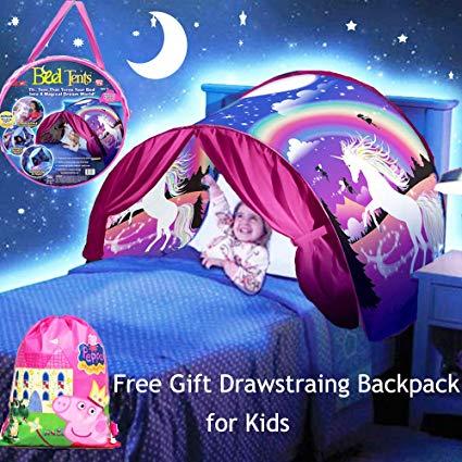 Amazon Com  Dream Tent Unicorn Fantasy For Kids Play Tent Foldable