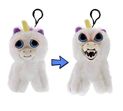 Amazon Com  Feisty Pets Mini Unicorn Glenda Glitterpoop  Toys & Games