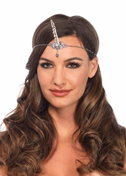 Amazon Com  Leg Avenue Unicorn Horn Jewelry Pendant Headpiece