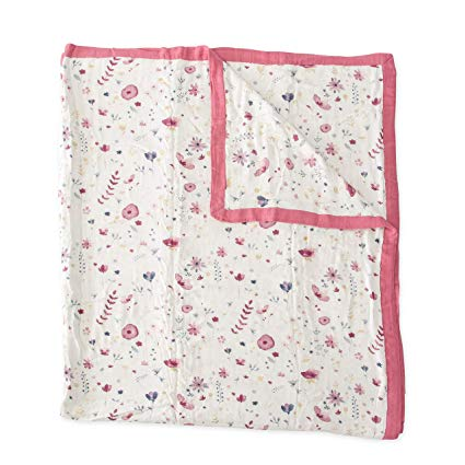 Amazon Com  Little Unicorn Extra Soft Deluxe Muslin Large Quilt