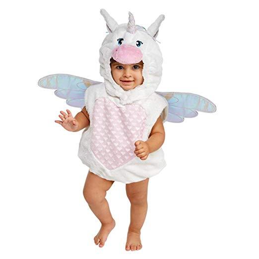 Amazon Com  Magical Unicorn Infant Costume  Clothing