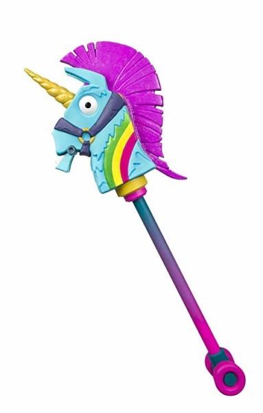 Amazon Com  Mcfarlane Toys Fortnite Rainbow Smash Premium Pickaxe