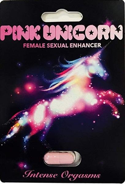 Amazon Com  Pink Unicorn Female Sexual Enhancer  Health & Personal