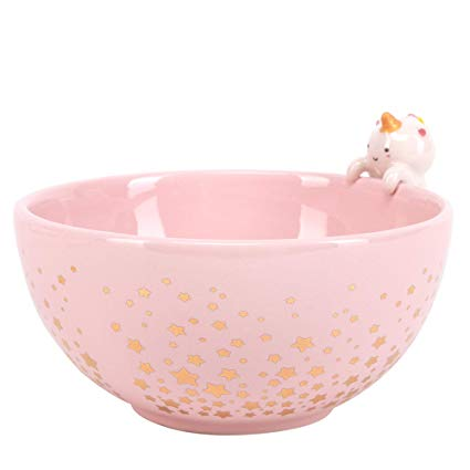 Amazon Com  Smoko Elodie Unicorn Bowl