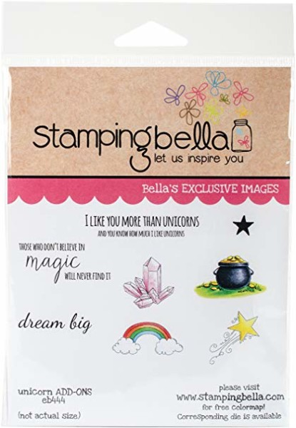 Amazon Com  Stamping Bella Eb444 Cling Stamps