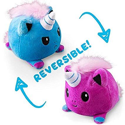Amazon Com  Teeturtle Reversible Unicorn Mini