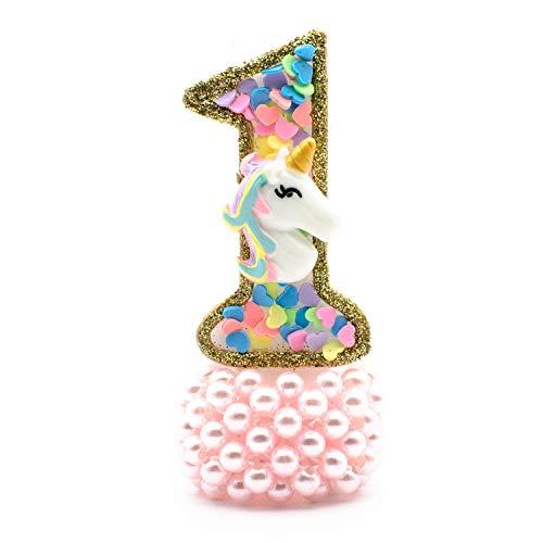 Amazon Com  Unicorn Birthday Candle