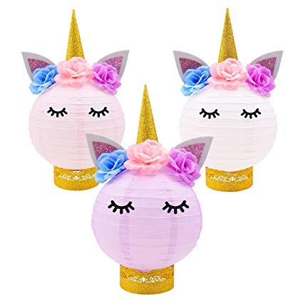 Amazon Com  Unicorn Party Decorations