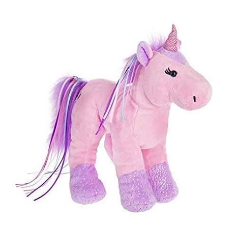 Amazon Com  Webkinz Pink Ribbon Unicorn  Toys & Games