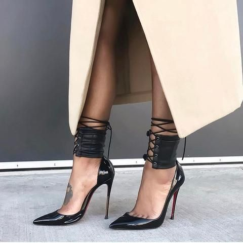 Ankle Lace Me Up! In 2019
