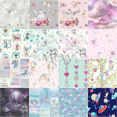 Arthouse Glitter Detail Kids Wallpaper