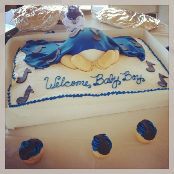 Baby Shower Cakes Giant Eagle