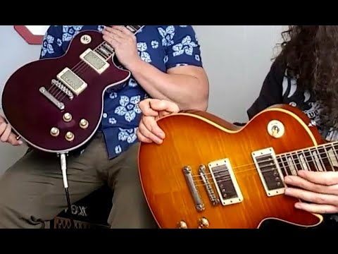Bad Cat Sub $300 Single Cut Guitar Review