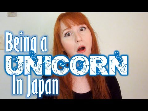 Being A Unicorn In Japan ユニコーン体験(日本)【日英字幕】