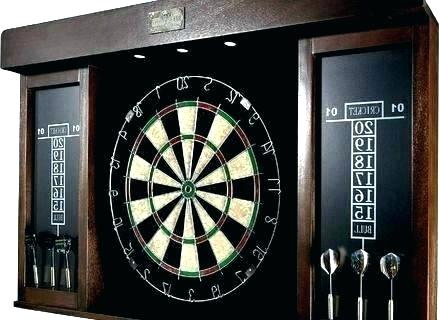 Bristle Dart Board Cabinet – Beautifulwallpaper Co