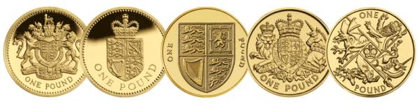 Britain's Favourite £1 Coin