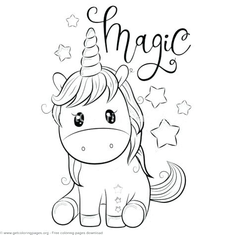 Cute Unicorn Coloring Pages With Fairy And Org 5 Images Pictures