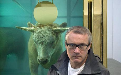 Damien Hirst Auction Expected To Fetch £65 Million
