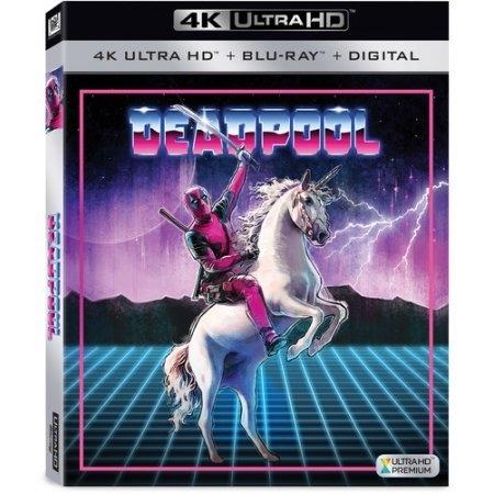 Deadpool 4k  Unicorn Edition (bd + Digital Copy)(exclusive)