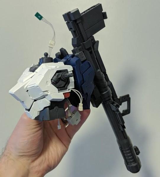 Dragon Momoko Pg Unicorn   Gunpla