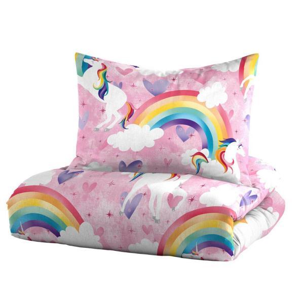 Dream Factory Unicorn Rainbow 3