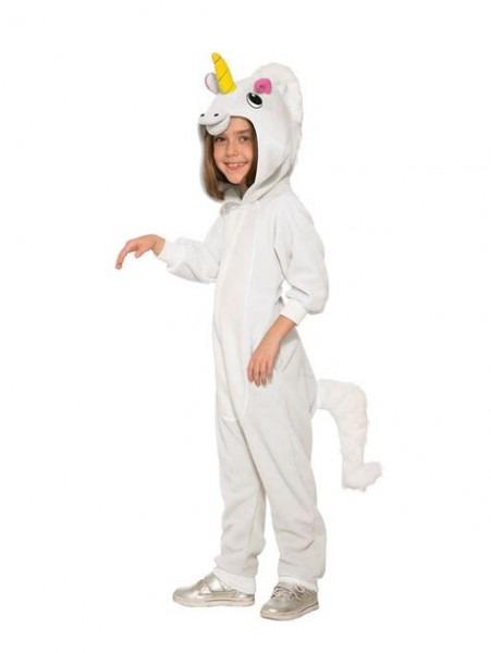 Forest Unicorn Costume For Girls Chasing Fireflies, Unicorn