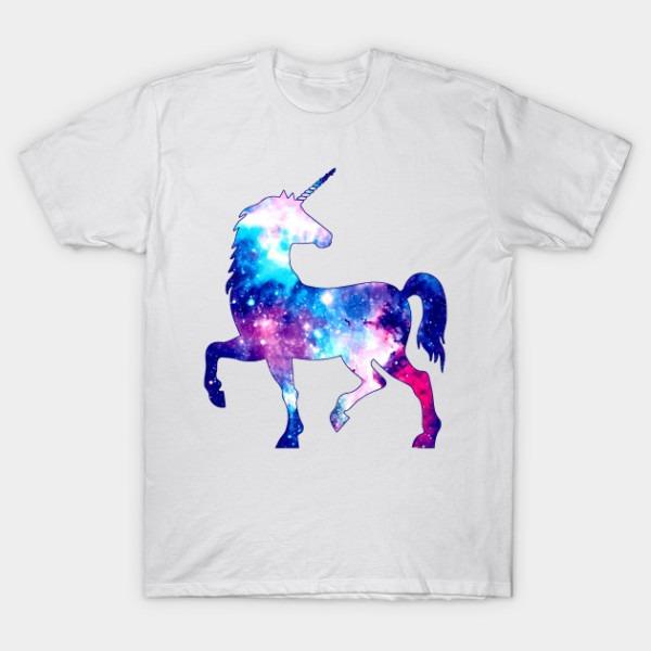 Galaxy Unicorn Cool Costume Shirt