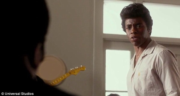 Get On Up Trailer Sees Chadwick Boseman Heat Up The Screen As