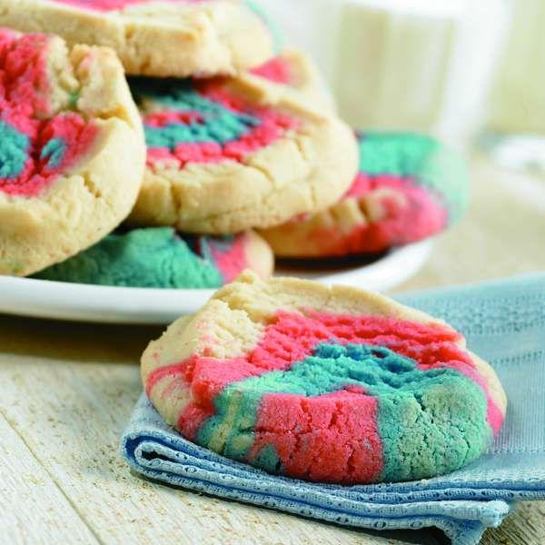 Giant Eagle Rainbow Cookies