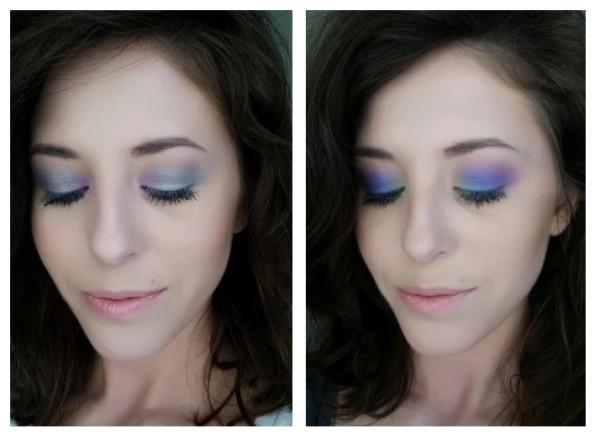 Girls Gone Gorgeous  Karity Unicorn Dreams Palette Review