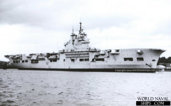 Hms Unicorn Was An Aircraft Repair Ship And Light Aircraft Carrier