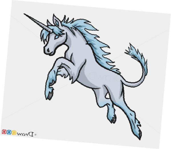 🦄 How To Draw A Unicorn Step By Step ▷easy Unicorn Drawing Guide