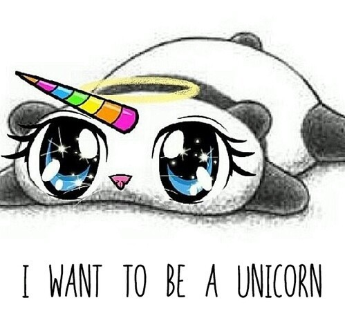 ♥i Want To Be A Unicorn♥ On We Heart It