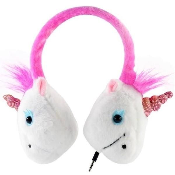 Kids Unicorn Horn Headphones Are The Best Gift For Your Unicorn